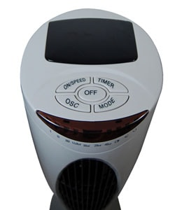 Climate Keeper Oscillating Tower Fan