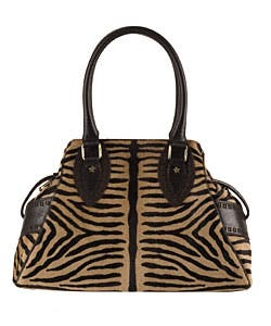 shades of in stock special section Shop Fendi Small Zebra Print 'Bag du Jour' Satchel - Free Shipping ...