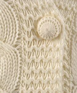 BCBGirls Cable Knit Cardigan - Thumbnail 2