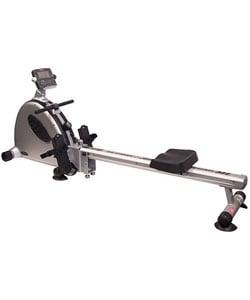 LifeGear Rower Exerciser Magnetic Rowing Machine - Thumbnail 2