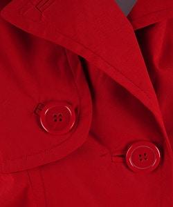 Jou Jou Belted Trench Coat - Thumbnail 2