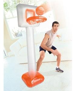 Inflatable Basketball Challenge - Thumbnail 2
