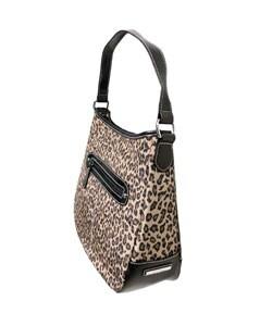 Nine West Leopold Leopard Print Handbag - Thumbnail 2