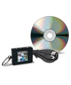 The Sharper Image Digital Photo Album Keychain - Thumbnail 2