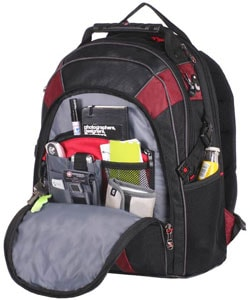 Shop Swiss Gear Yale Notebook Computer Backpack Free