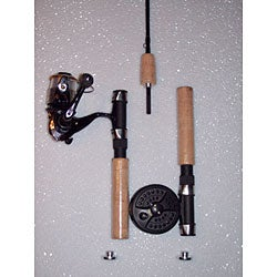 Travel Kit Rods and Reels Deluxe 8-piece Set - Thumbnail 2