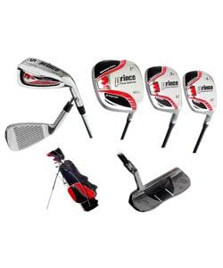 Prince ZX5 14-piece Golf Club and Bag Set - Thumbnail 2