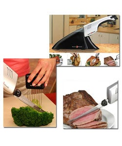 Sonic Blade Cordless Electric Knife