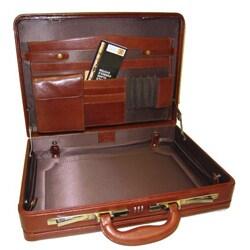 Castello Torino Expandable Leather Hard Case - Thumbnail 2