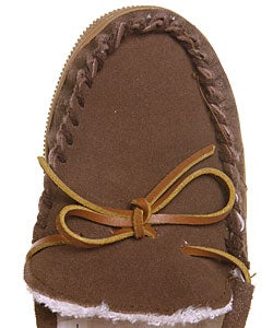 I Luv Planet Earth Women's Moccasins