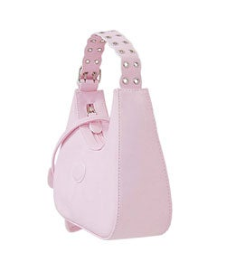 Mudd Pink Handbag with Cell Phone Case - Thumbnail 2