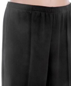 CD Daniels Women's Plus Size Pull-on Pants - Thumbnail 2