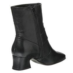 Bronx Women's Naki Buckle Ankle Boots - Thumbnail 2