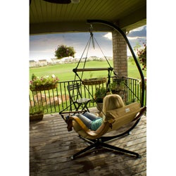 Shop C-frame Hammock Chair Stand - Overstock - 3053239
