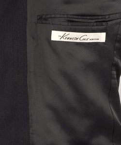 Thumbnail 3, Kenneth Cole New York Men's Blue Stripe Wool Suit. Changes active main hero.