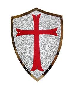 Knights Templar Armor Shield - Thumbnail 2