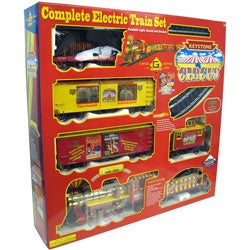 Limited Edition Circus Train Set - Thumbnail 2