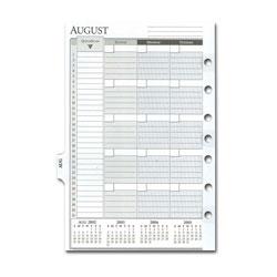DayRunner Pro Business Planner and Agenda