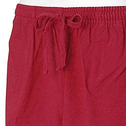 Erika Clothing Women's Elastic Waist Shorts - Thumbnail 2