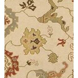 Hand woven Regency Flat Weave Rug (6 x 9)