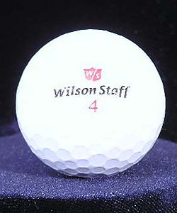 Wilson Staff Elite Performance PX3 1-dozen Golf Balls - Thumbnail 2