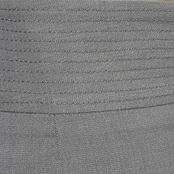 Sharagano Women's Straight Grey Skirt