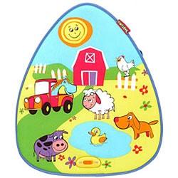 Tiny Love Wonder Wheel Farmyard Car Seat Toy - Thumbnail 2