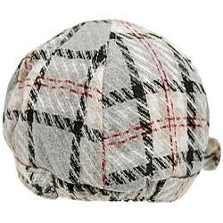 Adi Designs Muffy Fleece-lined Wool Fashion Cap - Thumbnail 2