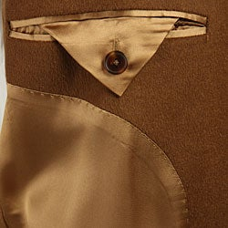 Bill Blass Men's 100-percent Cashmere Sportcoat - Thumbnail 2