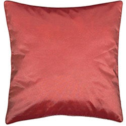 Chinese Symbol Of Life Pink/ Beige Cushion Cover