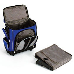 CalPak Run-A-Bout 18-inch Rolling Laptop Backpack - Thumbnail 2