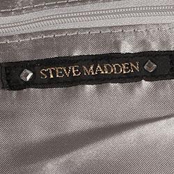 Steve Madden Wrist Handle Clutch