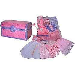 Princess Glamour Dress Up Trunk Play Set - Thumbnail 2
