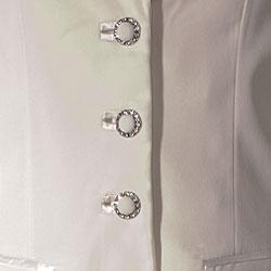 GMI Women's Ivory Skirt Suit - Thumbnail 2