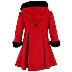 Trilogi Collection Girl's Dress Coat - Thumbnail 2