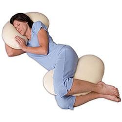 Snoozerpedic Big Curve Memory Foam Pillow