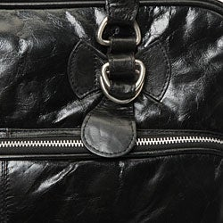 Latico Basics Square Leather Tote