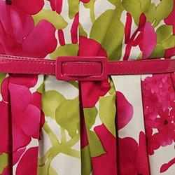 Eliza J Womens Floral Print Dress
