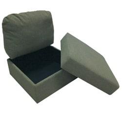 Basil 5-piece Modular Storage Sectional Sofa