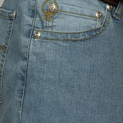 Jack of Spades Men's 'The High Roller' Jeans - Thumbnail 2