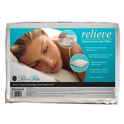 Relieve 5.5-pound Memory Foam Bed Pillow - Thumbnail 1