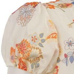 MLB11975633 renee c women's printed short sleeve shirt free shipping on,Renee C Womens Clothing