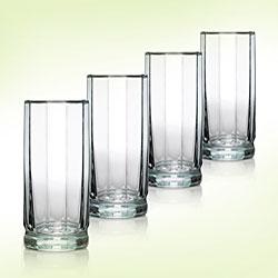 Anchor Hocking 8-piece Precious Jewel Glassware Set