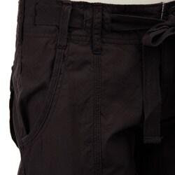 Calvin Klein Performance Women's Cargo Capri Pants
