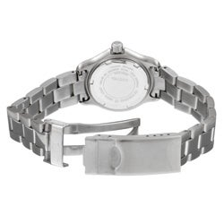 Swiss Army Women's Officer's Stainless Steel Watch