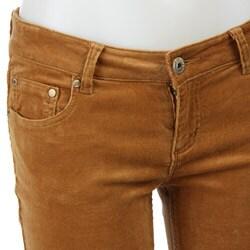 Celebrity Pink Junior's Stretch Corduroy Skinny Jeans