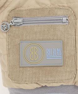 Bill Blass Boy's Khaki Corduroy Jacket w/Hat - Thumbnail 2
