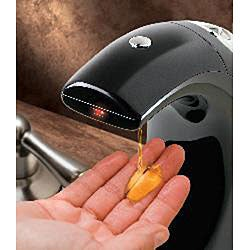 Black Series Automatic Soap Dispensers (Case of 2)
