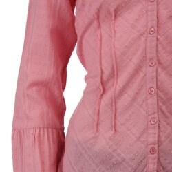 DCC Women's Textured Shirt - Thumbnail 2