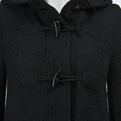 Coffee Shop Women's Toggle Textured Coat